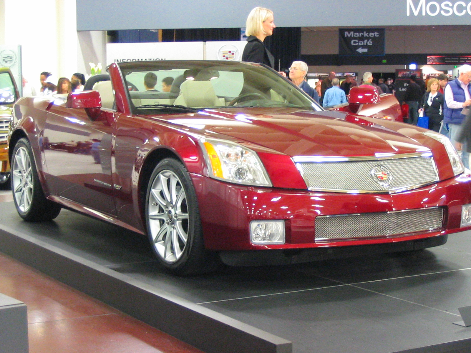Cadillac V Series Wikipedia