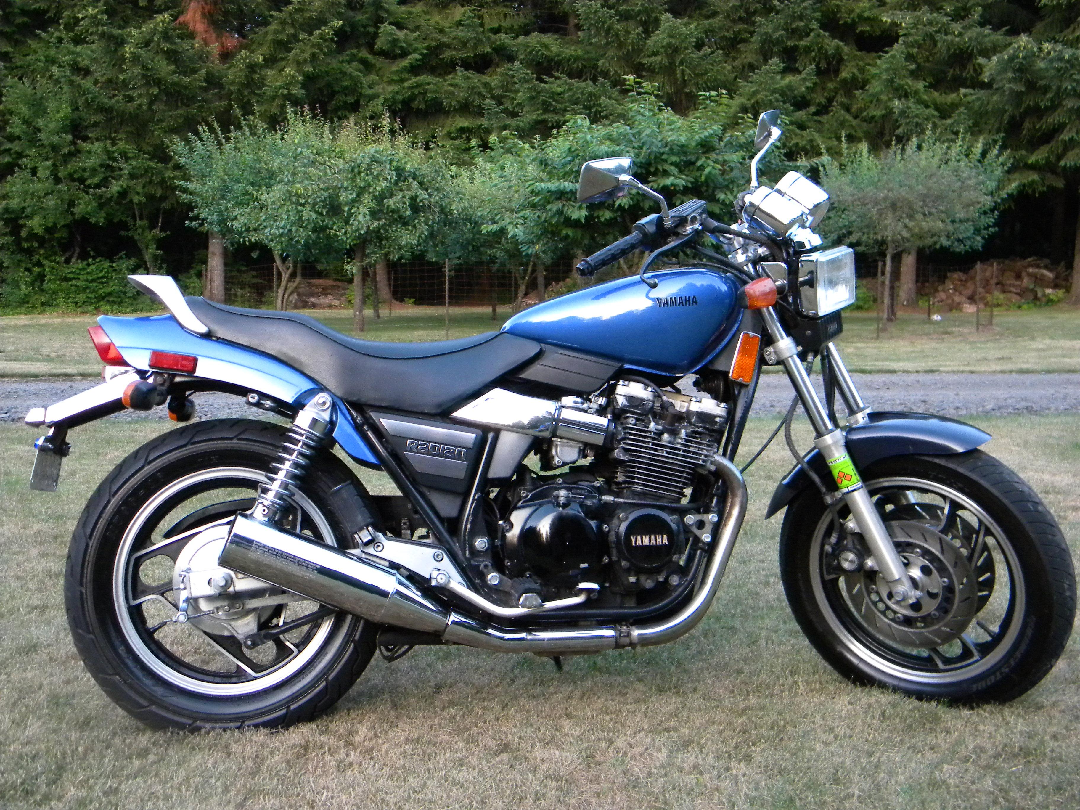 Yamaha YX600 Radian - Wikipedia
