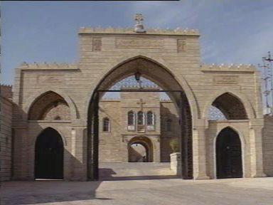 Mar Behnám-kolostor