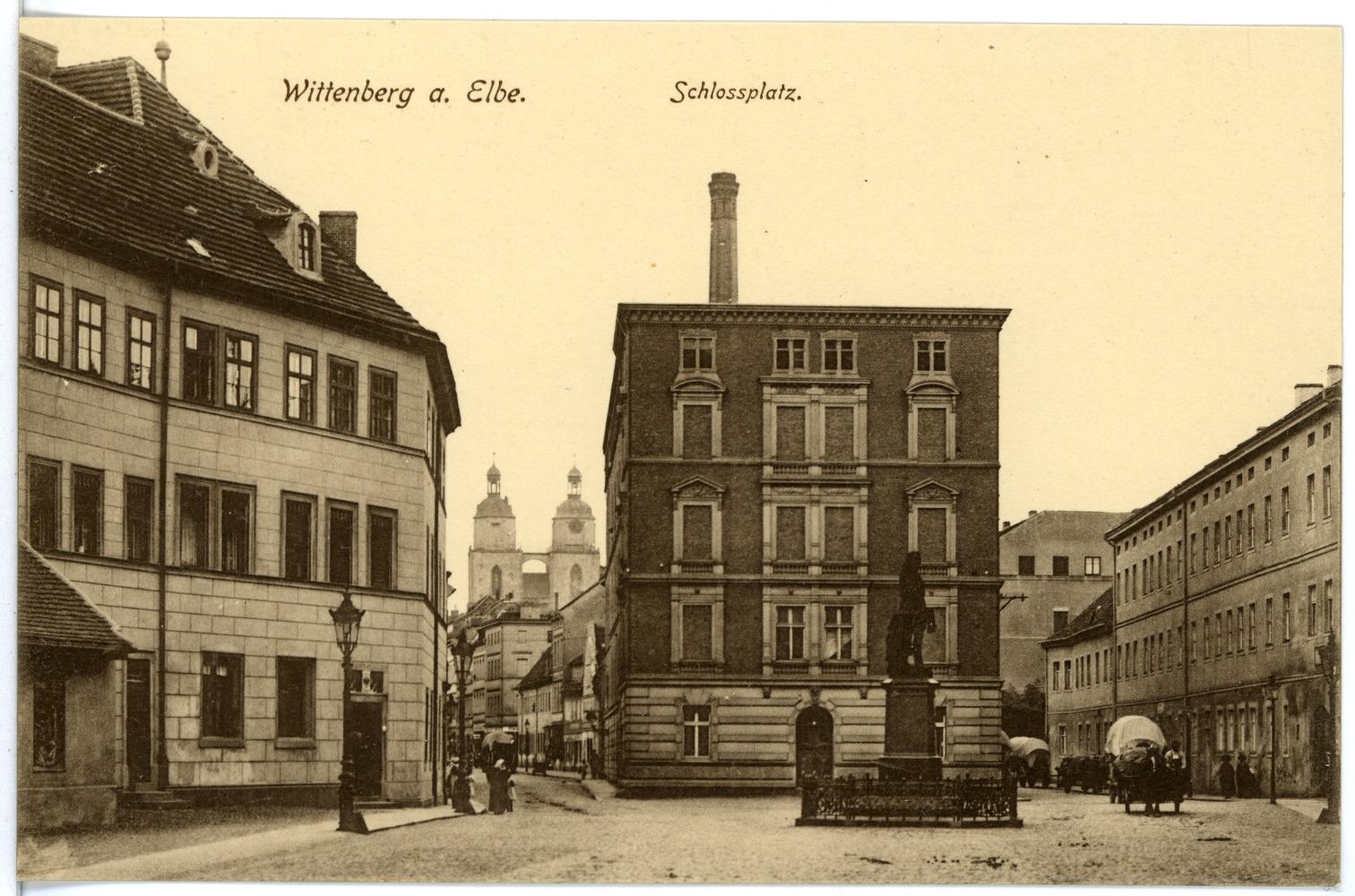 File:16783-Wittenberg-1913-Schloßplatz-Brück & Sohn Kunstverlag.jpg