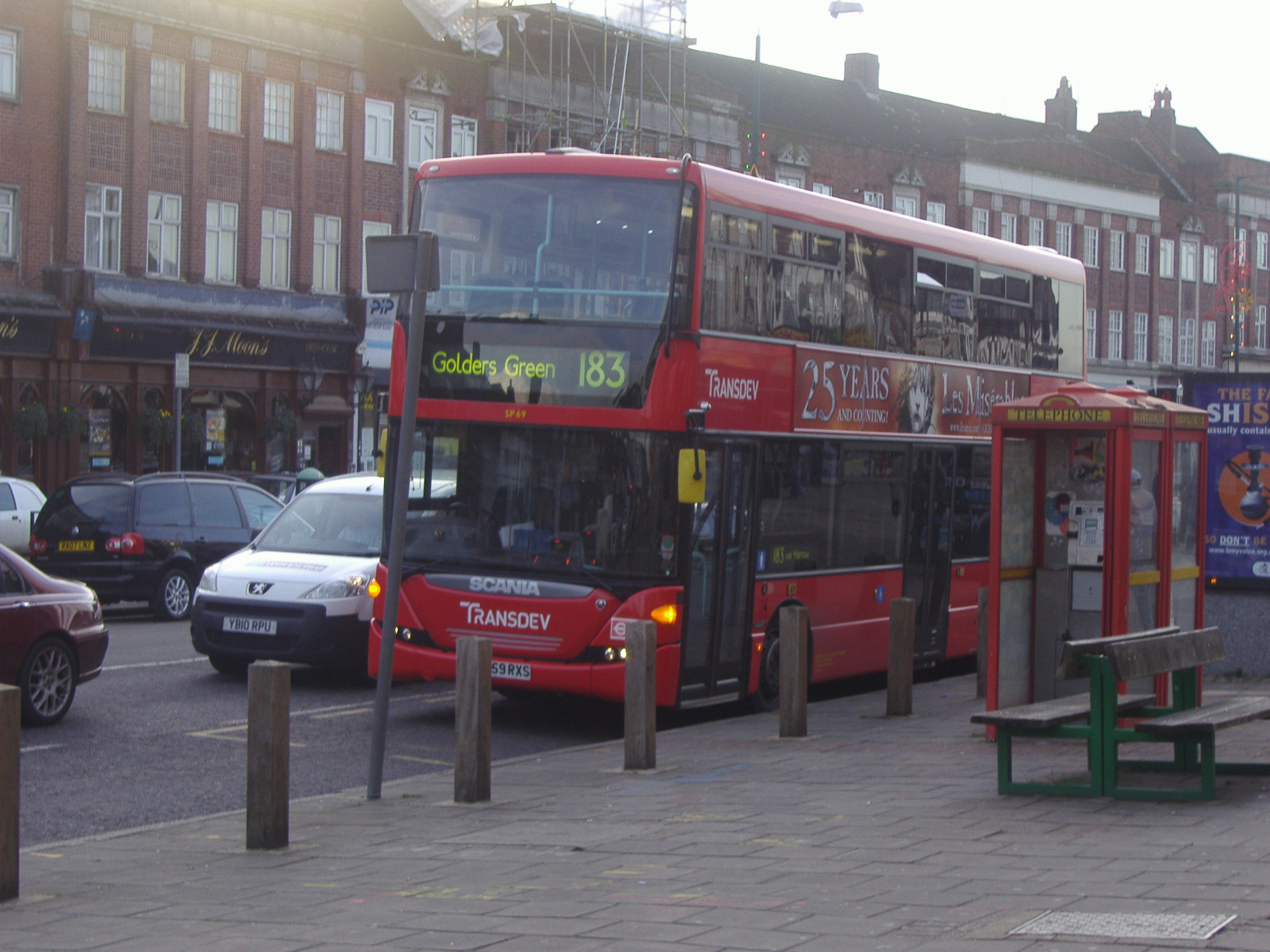 File:183 bus on Kingsbury Road jpg - Wikimedia Commons