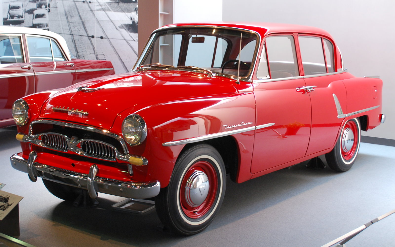 File Toyopet Crown Jpg Wikimedia Commons
