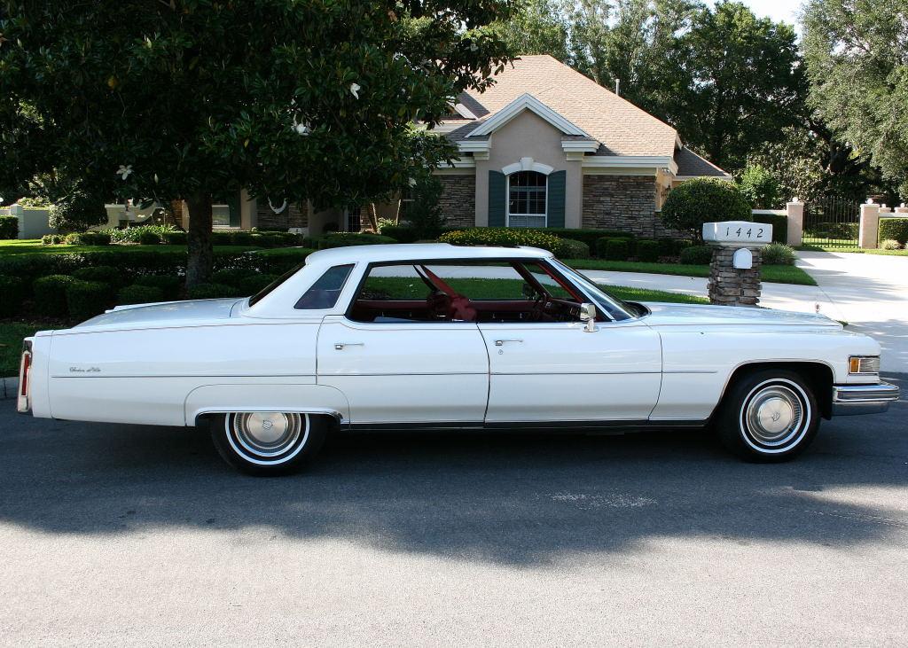 description 1976 cadillac sedan deville. Cars Review. Best American Auto & Cars Review