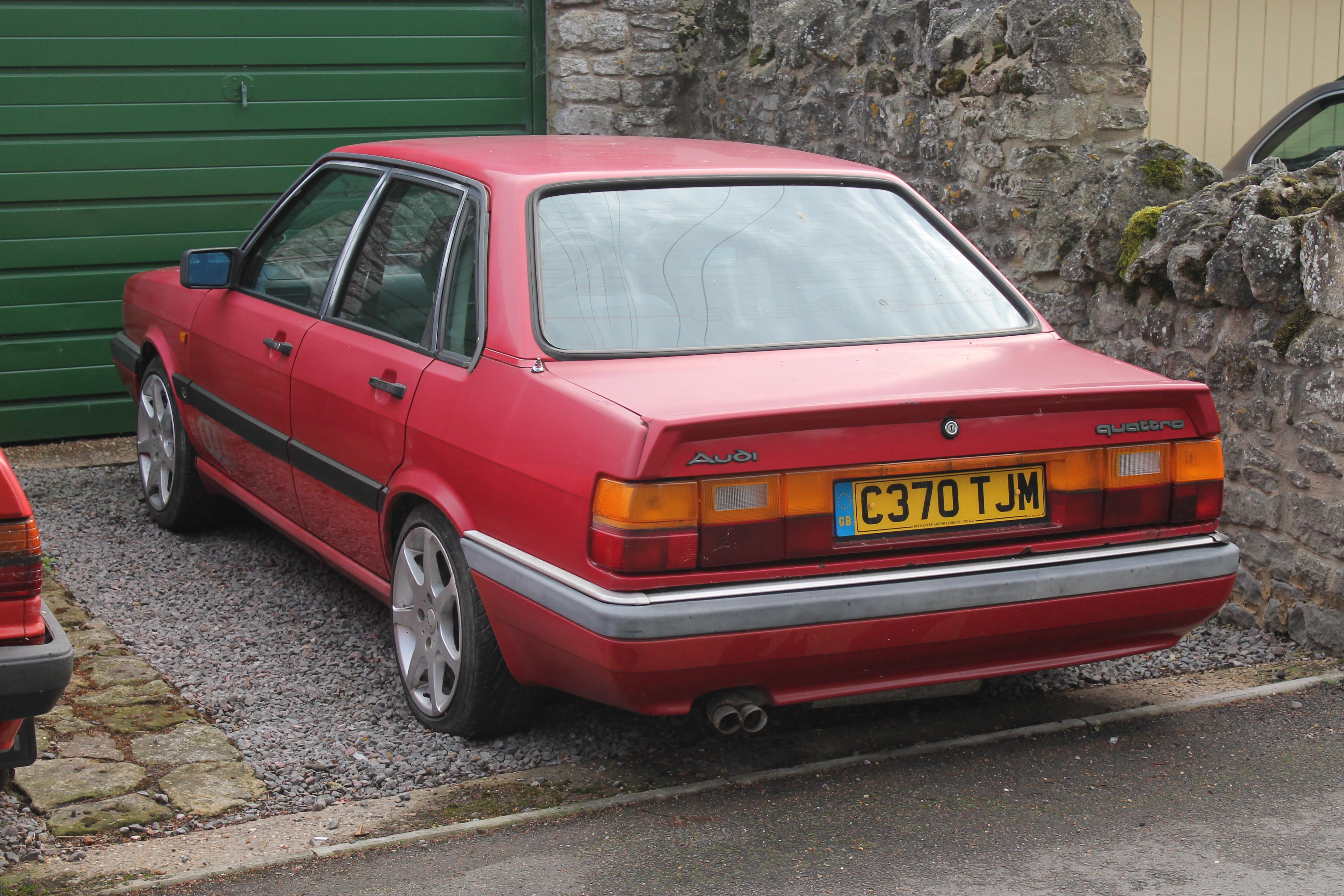 Kekurangan Audi 90 Quattro Harga