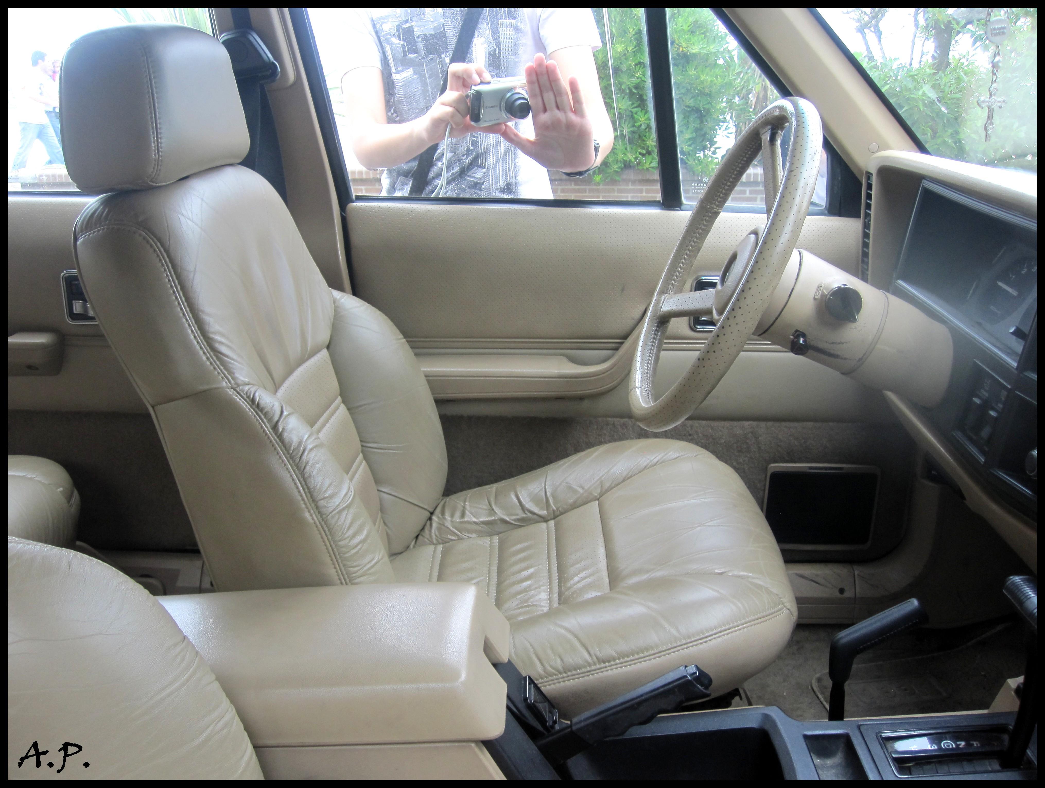 Car Driver Seat Repair