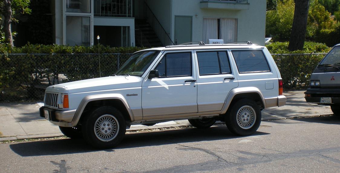 Jeep Cherokee Xj Military Wiki Fandom