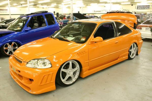 2002 honda accord custom