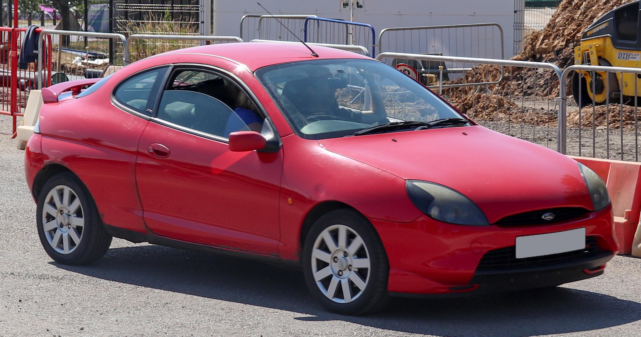 przystępna cena delikatne kolory dostępność w Wielkiej Brytanii Ford Puma –