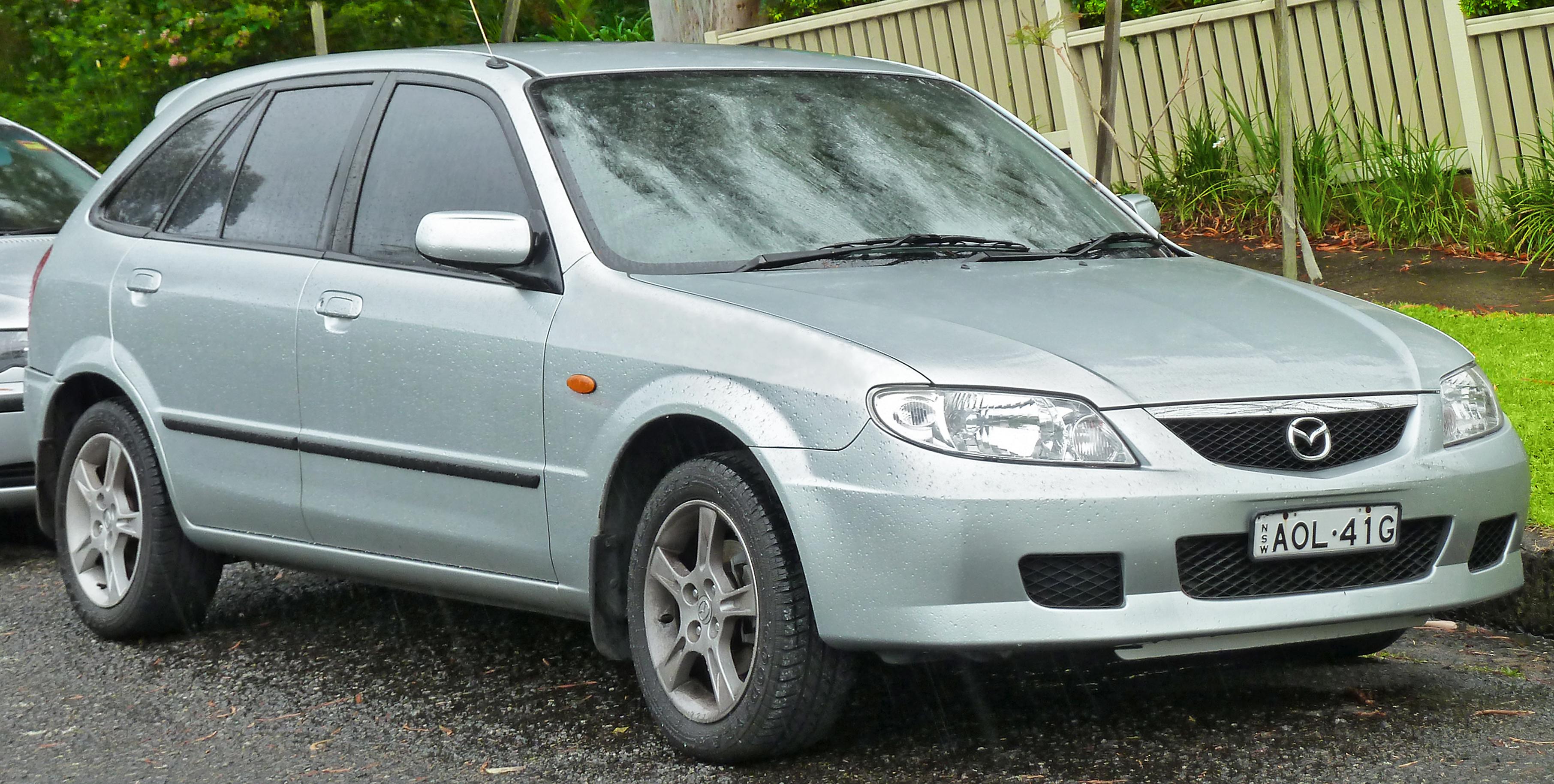 File 2003 Mazda 323 Bj Ii Astina Shades 5 Door Hatchback