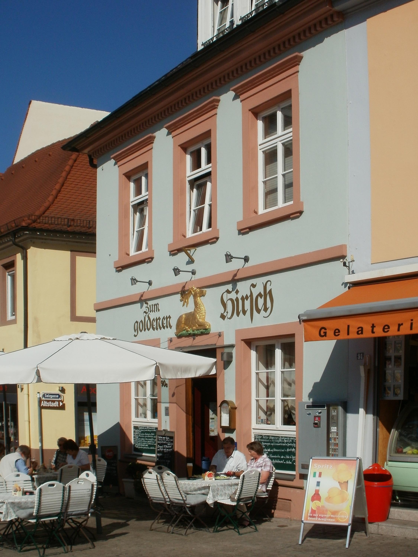 File20111003zum Goldenen Hirsch Speyer2jpg Wikimedia Commons