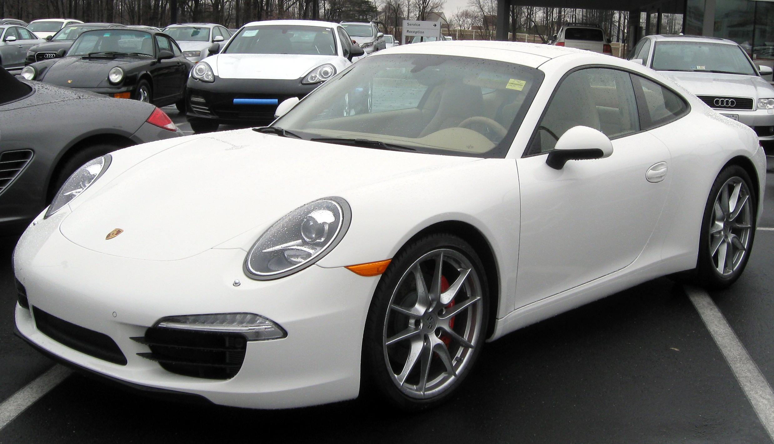 File 2012 Porsche 911 Carrera S 02 29 2012 3 Jpg