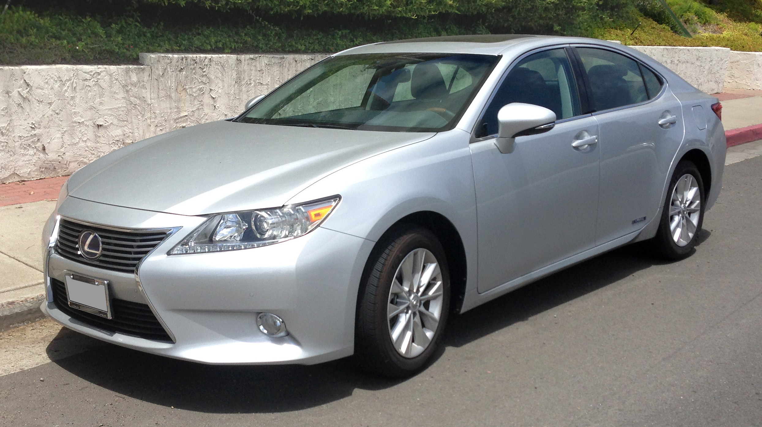 lexus es, photo #3