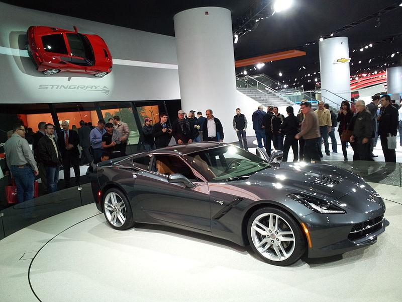 Chevrolet Corvette (C7)