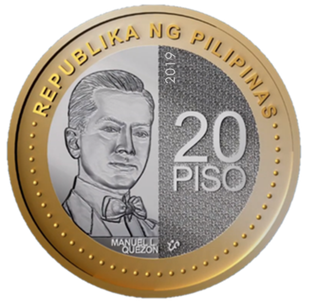 Coin Ph: Philippine Twenty Peso Coin