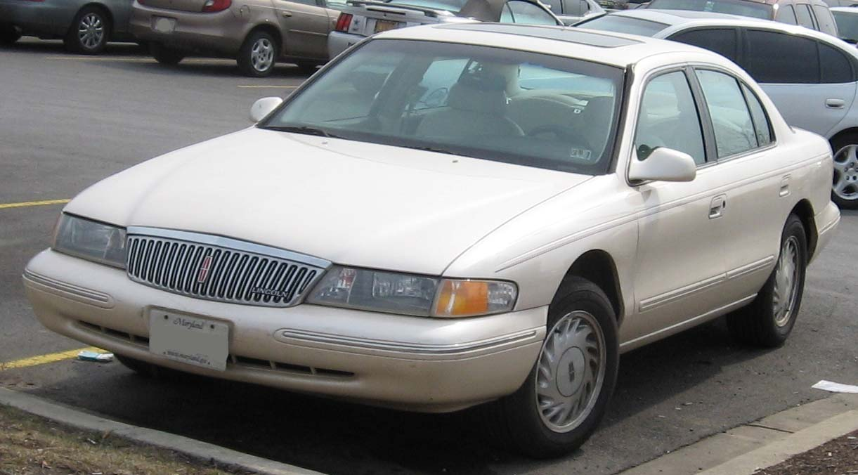 File 95 97 Lincoln Continental Jpg Wikimedia Commons