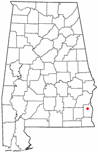 Loko di Abbeville, Alabama