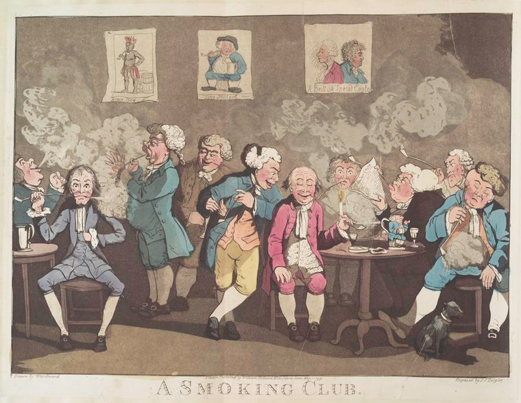 A Smoking Club3