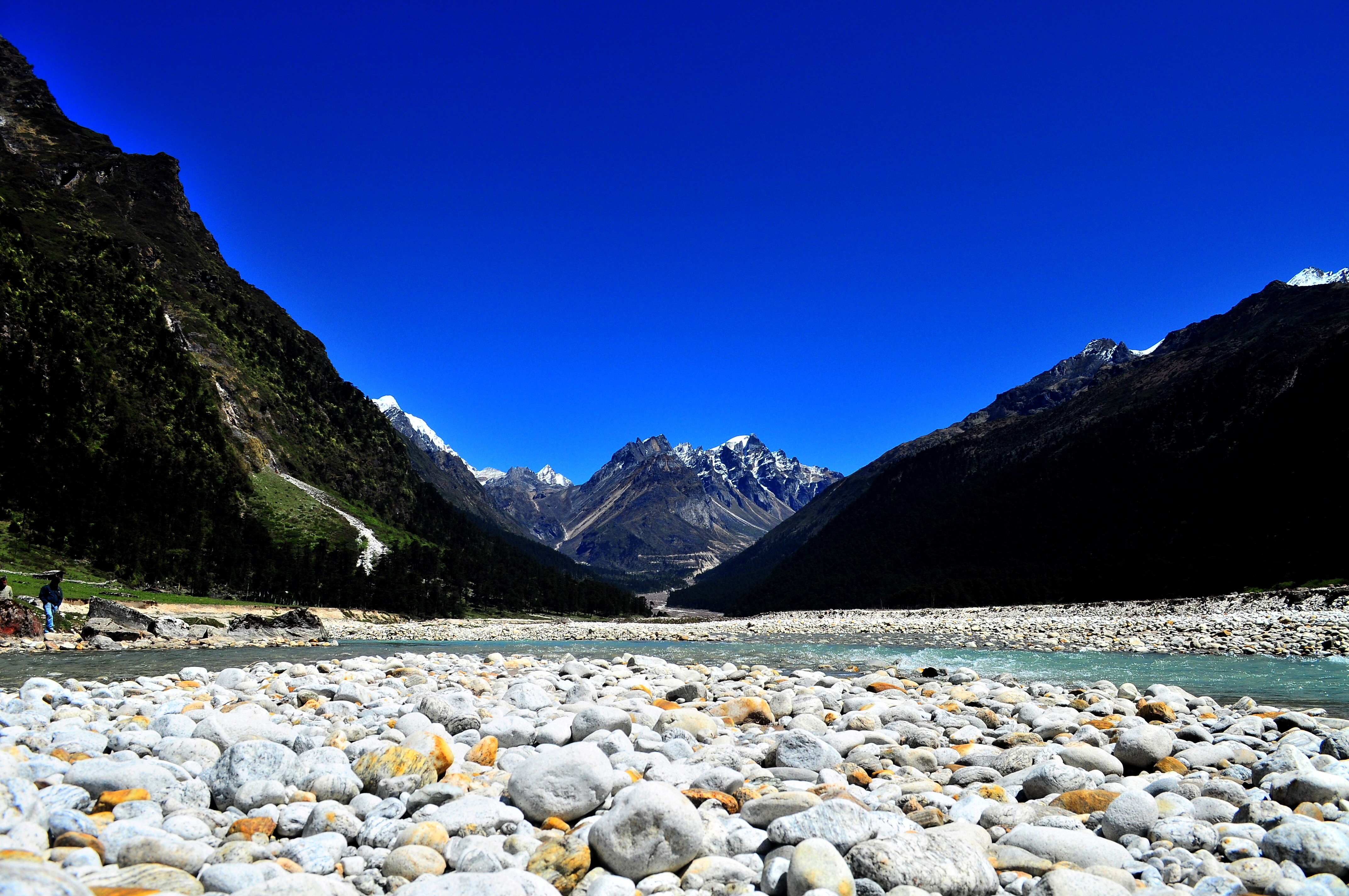 FileA View Of Yumthang Valley Sikkim Indiajpg