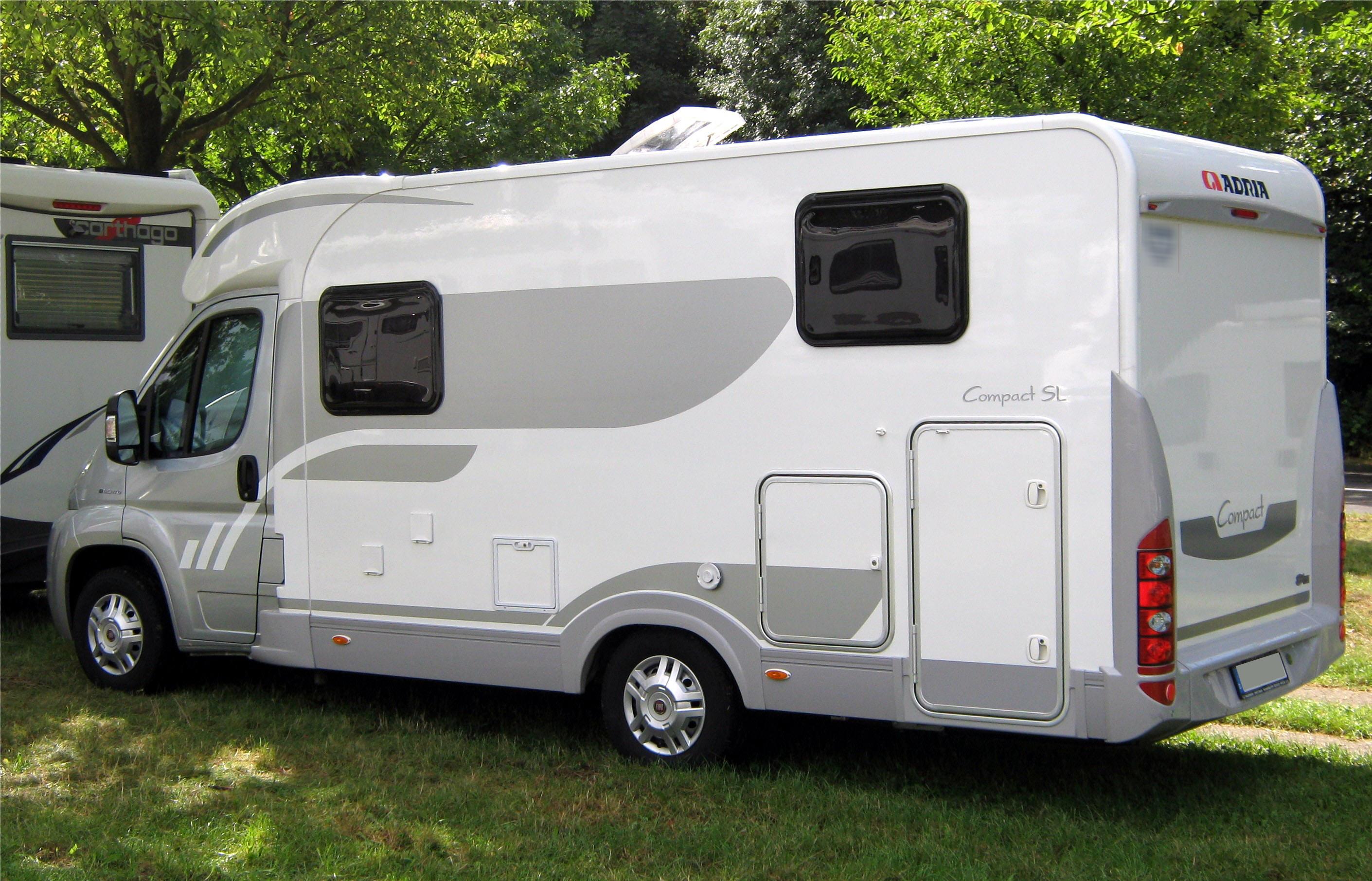 Camping Car Adria Coral Ssp