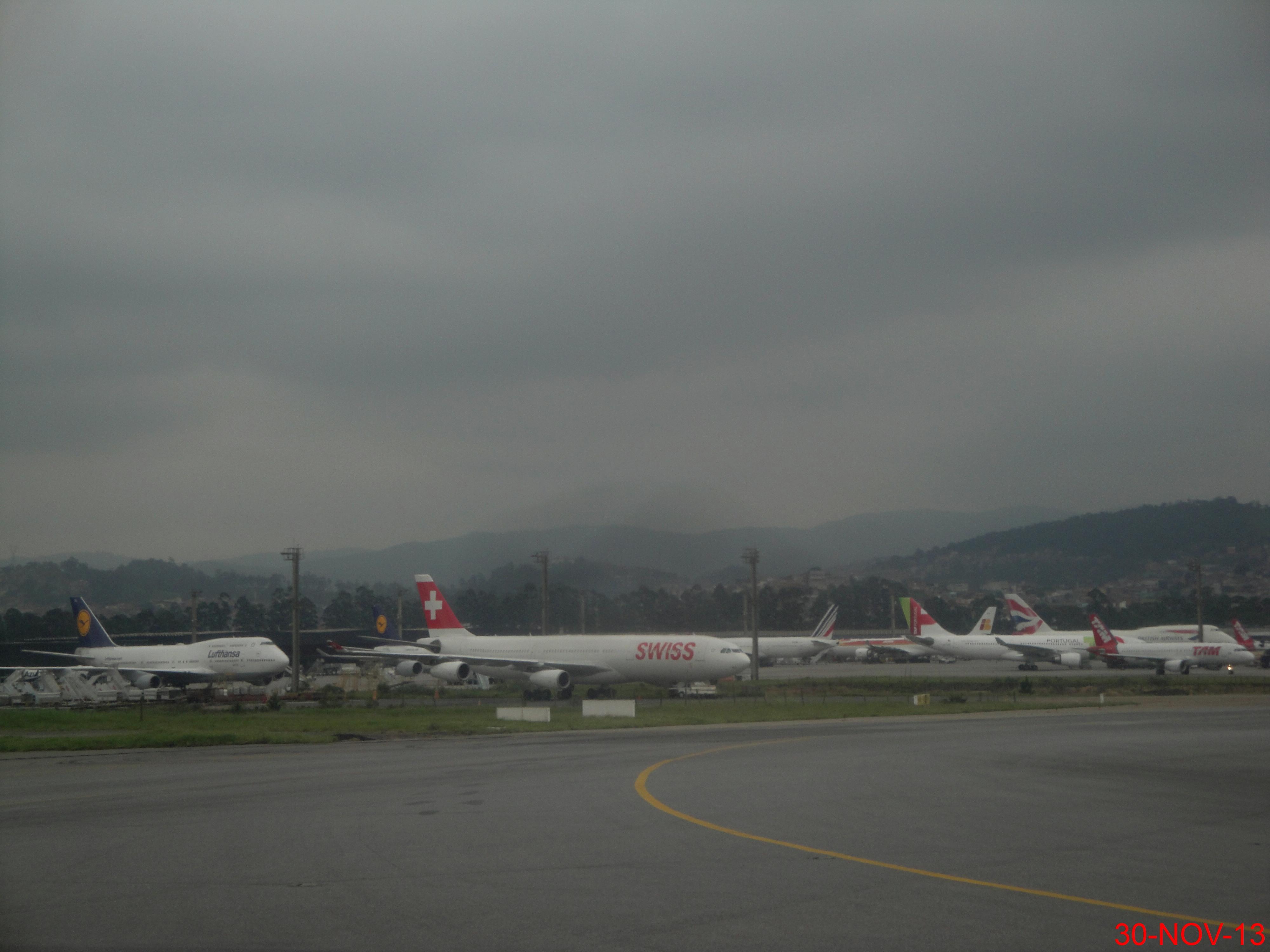 Aeroporto Gru : File aeroporto internacional de são paulo guarulhos sbgr gru e