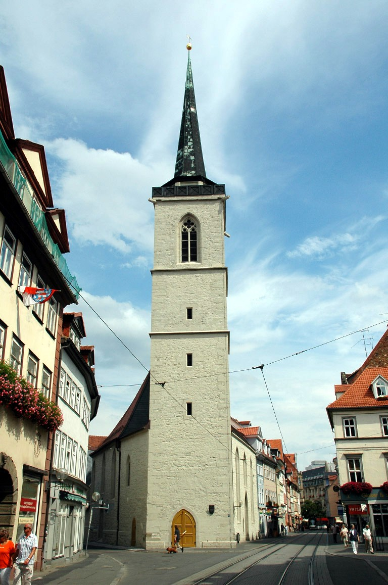 Allerheiligenkirche Erfurt Wikipedia