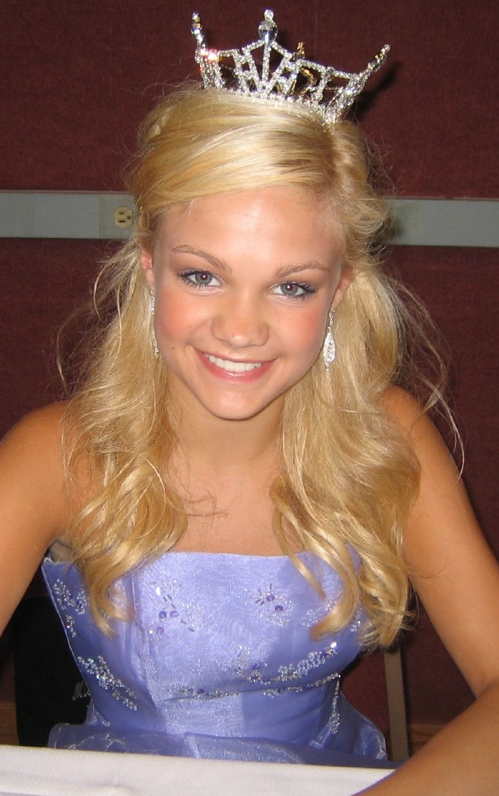 Kerrie Ann Miss Teen USA
