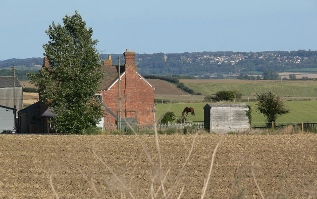 America Farm, Leicestershire - geograph.org.uk - 566103