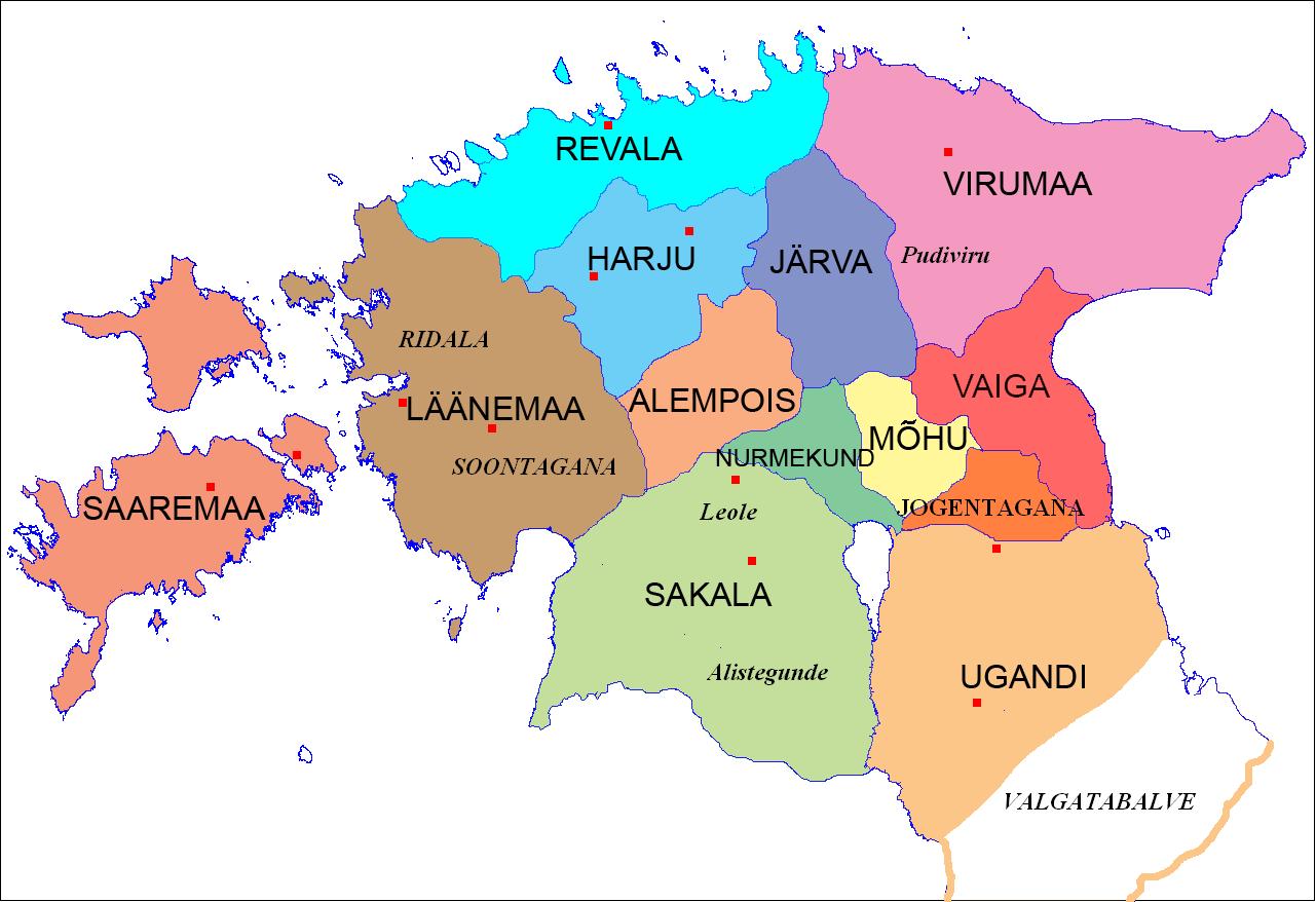 Virumaa. Wikipedia.
