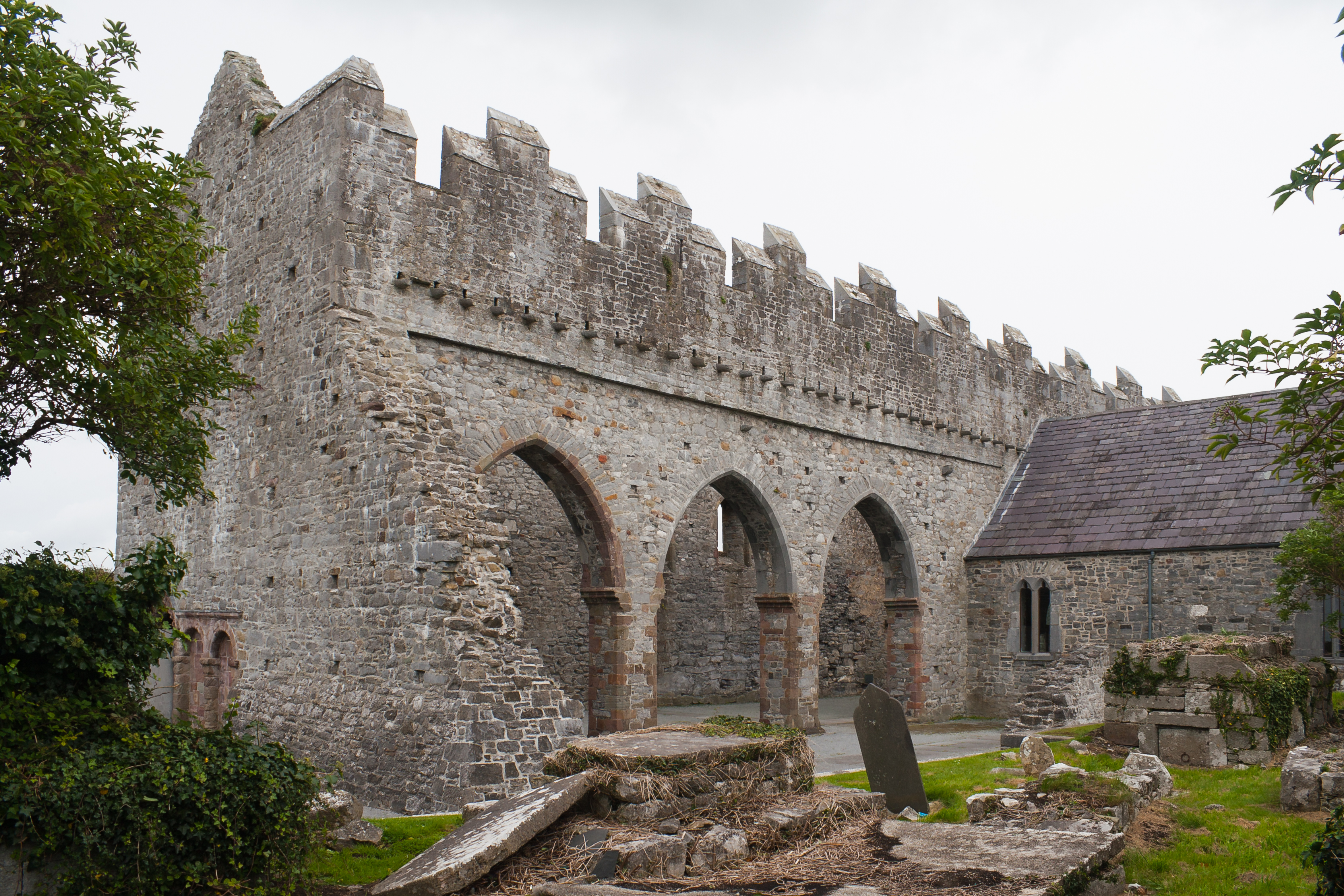 Ardfert Cathedral Ireland File:ardfert Cathedral sw 2012