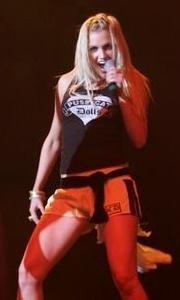 Ashley Roberts American performer