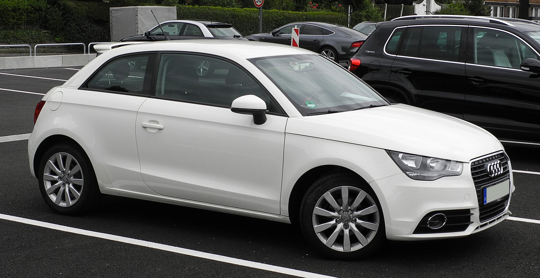 File Audi A1 1 2 Tfsi Ambition Frontansicht 13 Juni