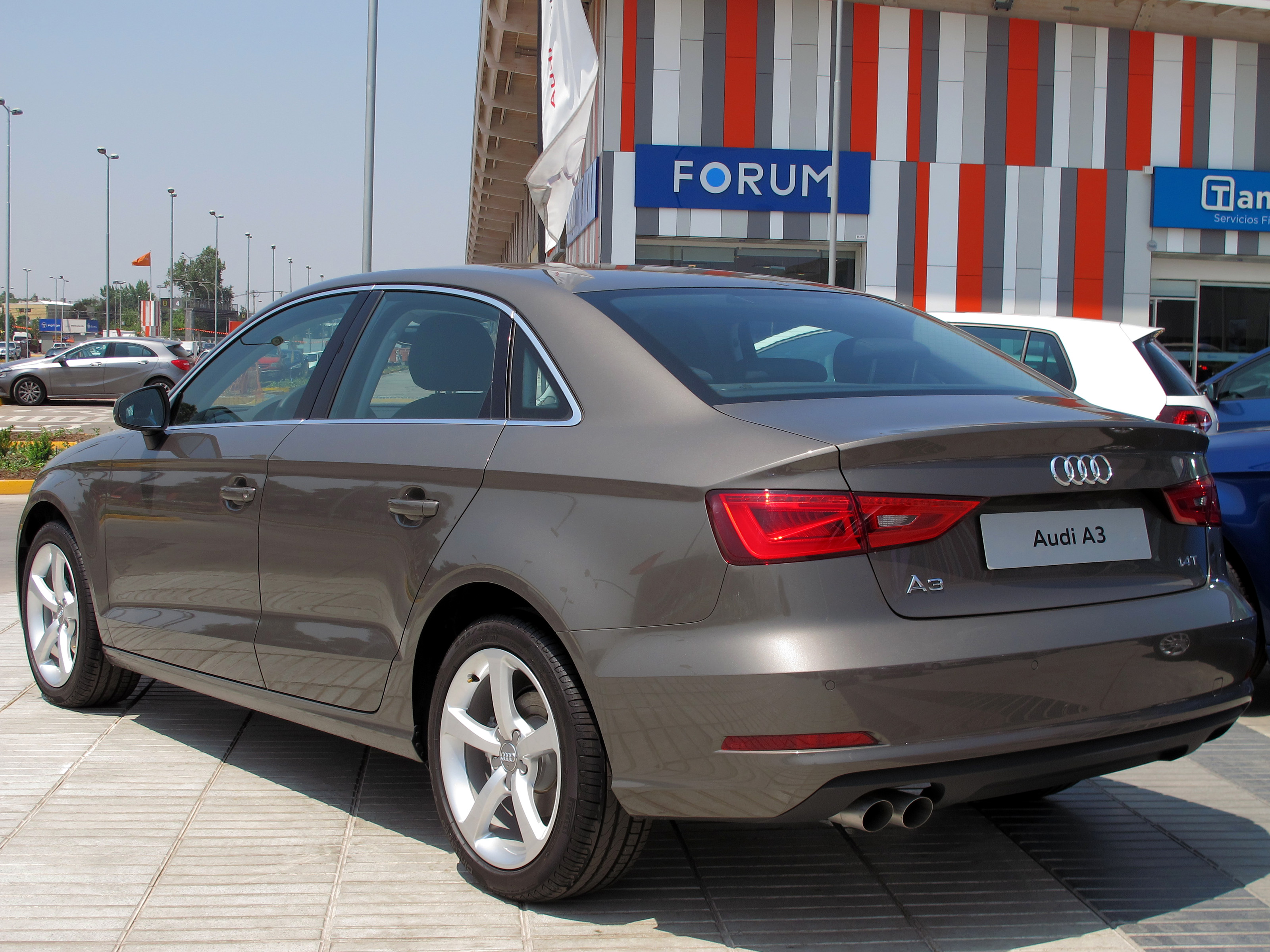 Kelebihan Kekurangan Audi A3 Sedan 2015 Murah Berkualitas