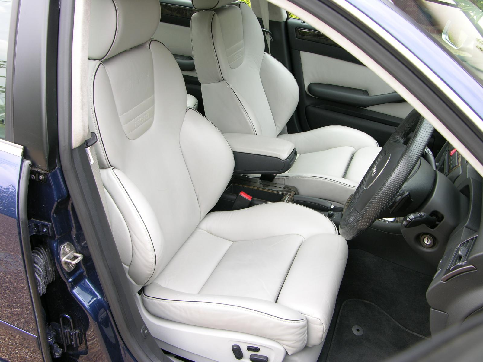 rs6 recaro seats do they come in sunshine beige. Black Bedroom Furniture Sets. Home Design Ideas