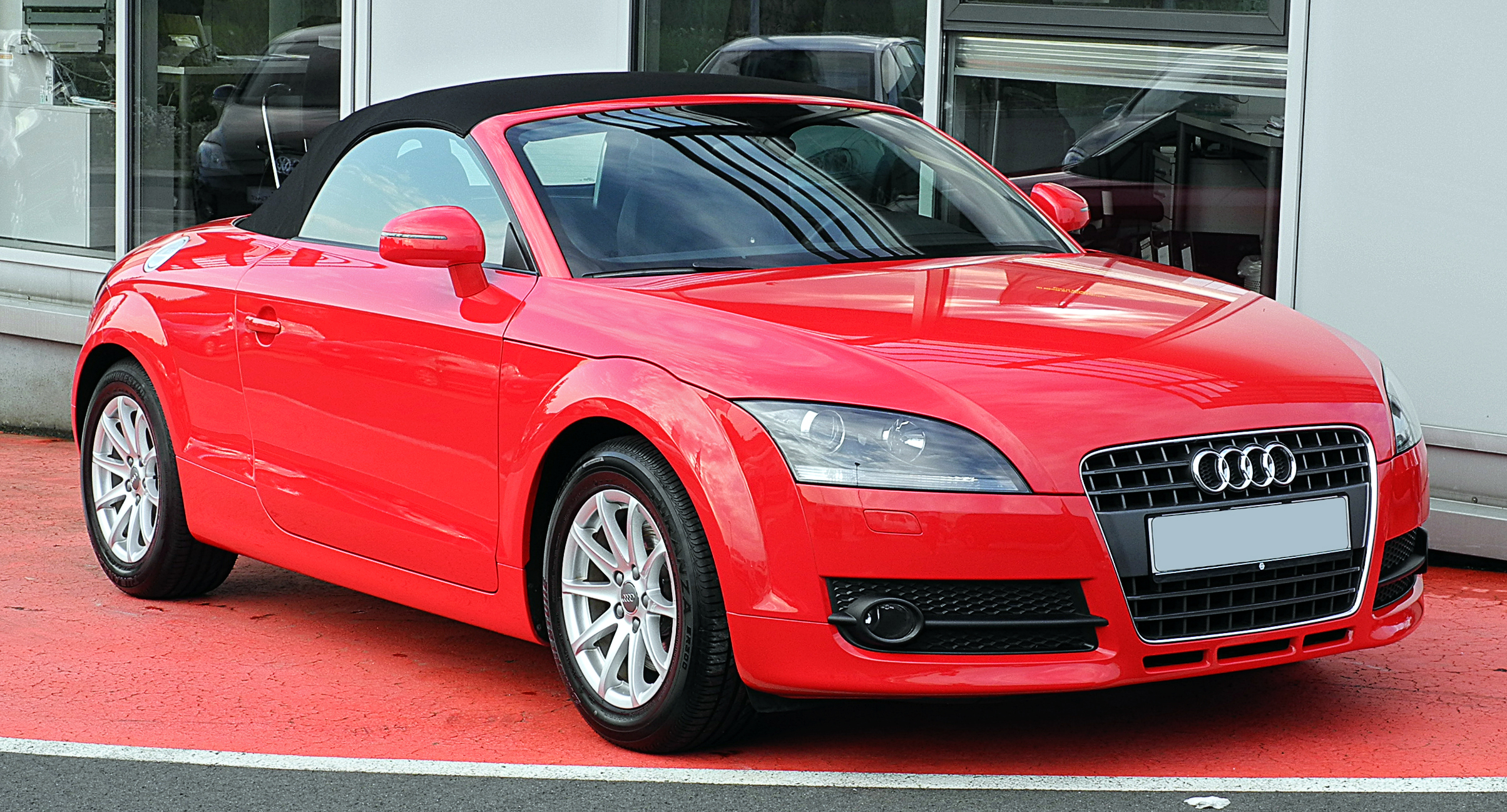 fail audi tt roadster 2 0 tfsi 8j frontansicht 21 juli 2011 vikipeedia. Black Bedroom Furniture Sets. Home Design Ideas