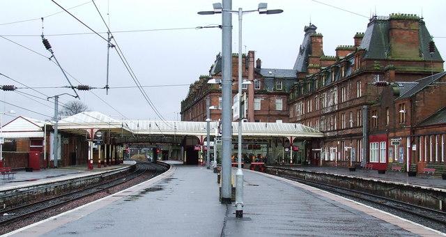 Station Hotel Ayr History