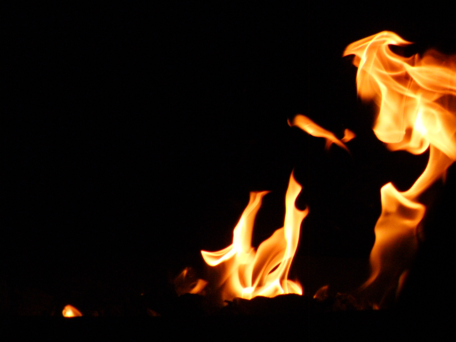 Blazing Fire Images File:blazing Fire to The Left