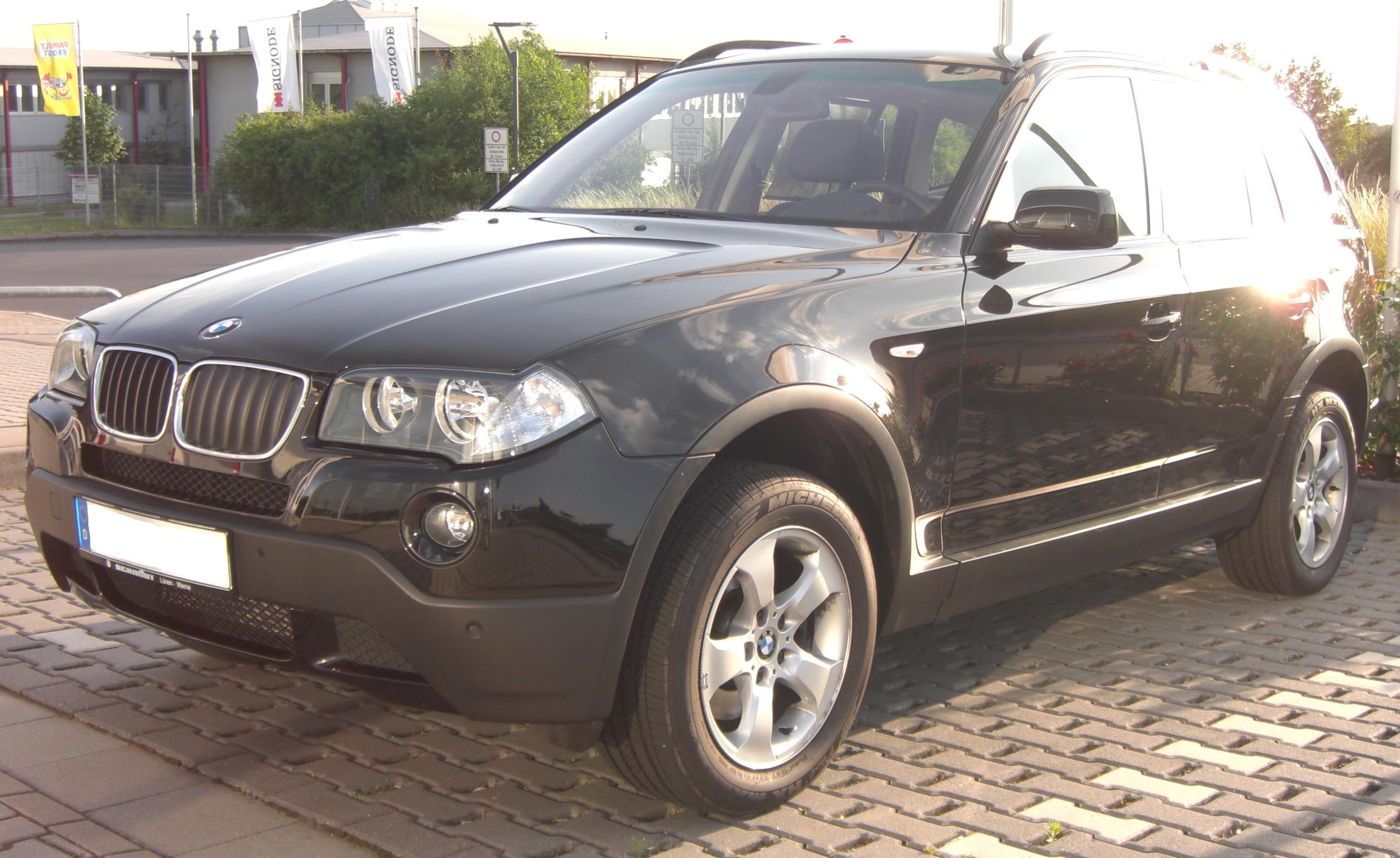 File bmw x3 facelift front jpg