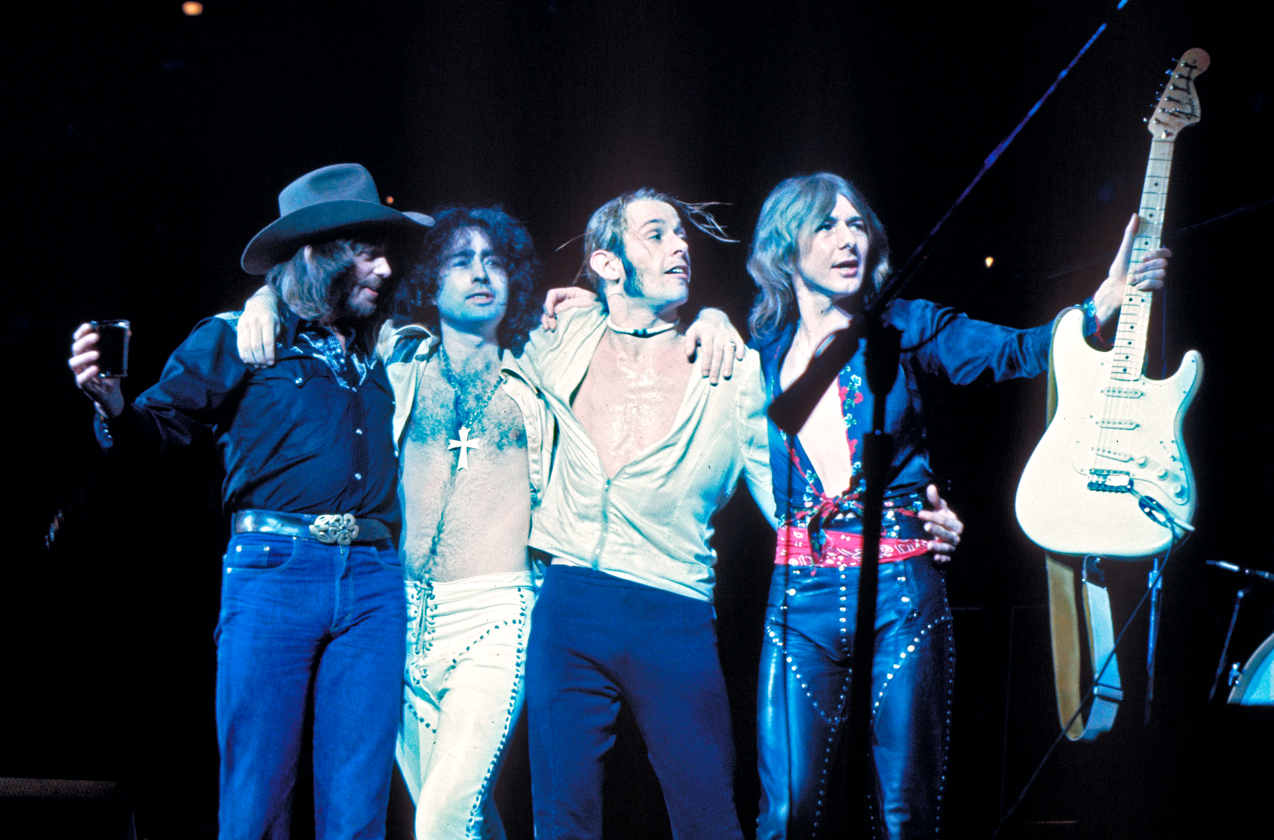 Depiction of Bad Company
