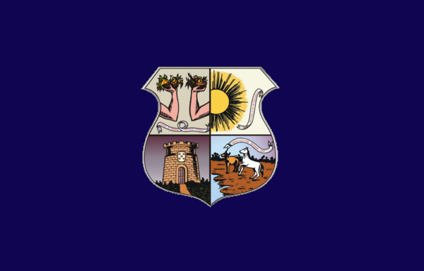 Bandeira do municípiode Belém
