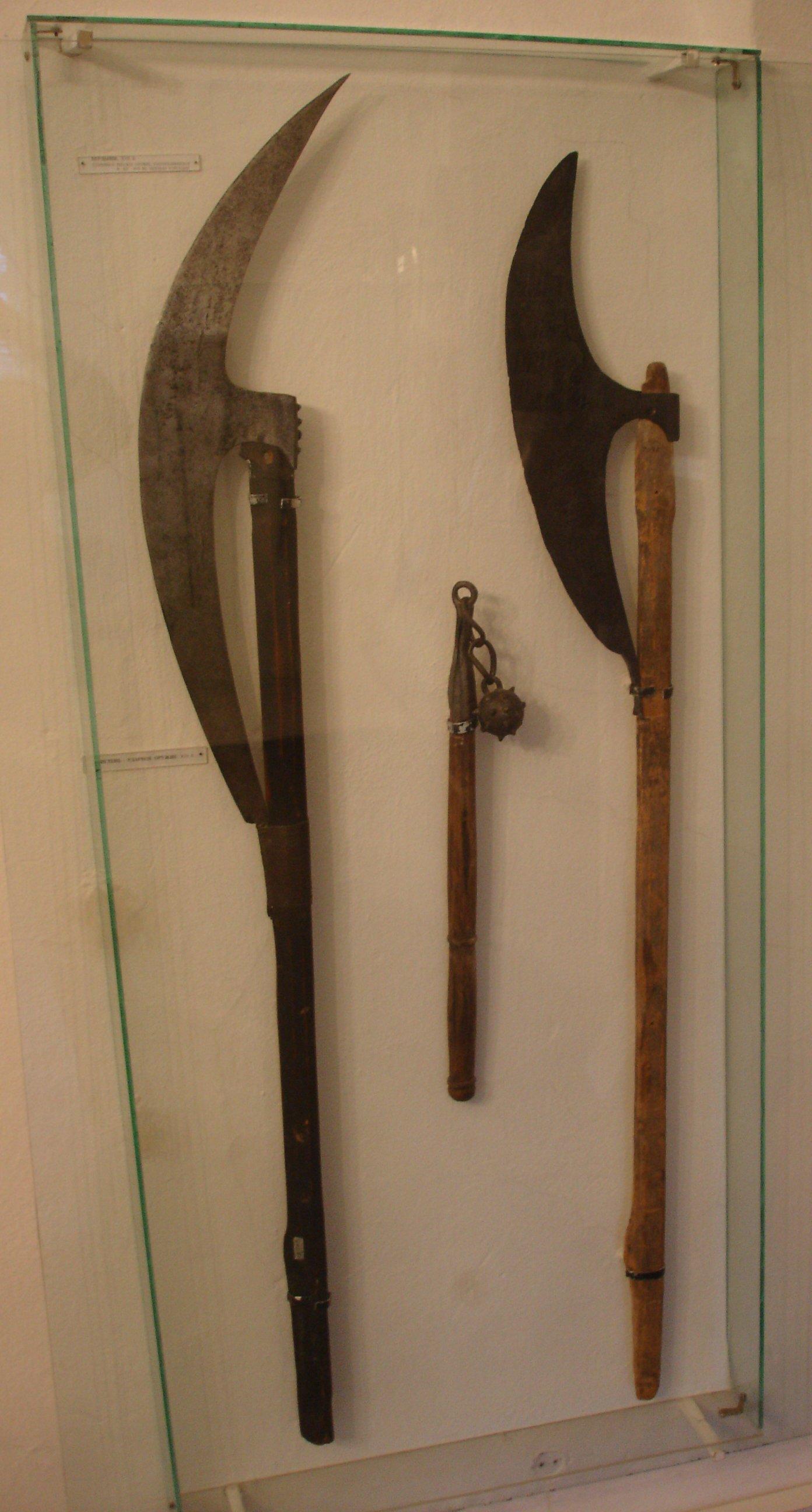 Knives Axes German Dick
