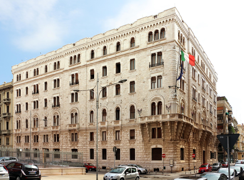File:Bari, palazzo dell'acquedotto pugliese, 01.jpg ...