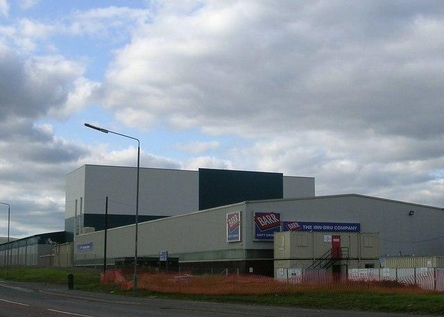Ag Barr Factory Tour