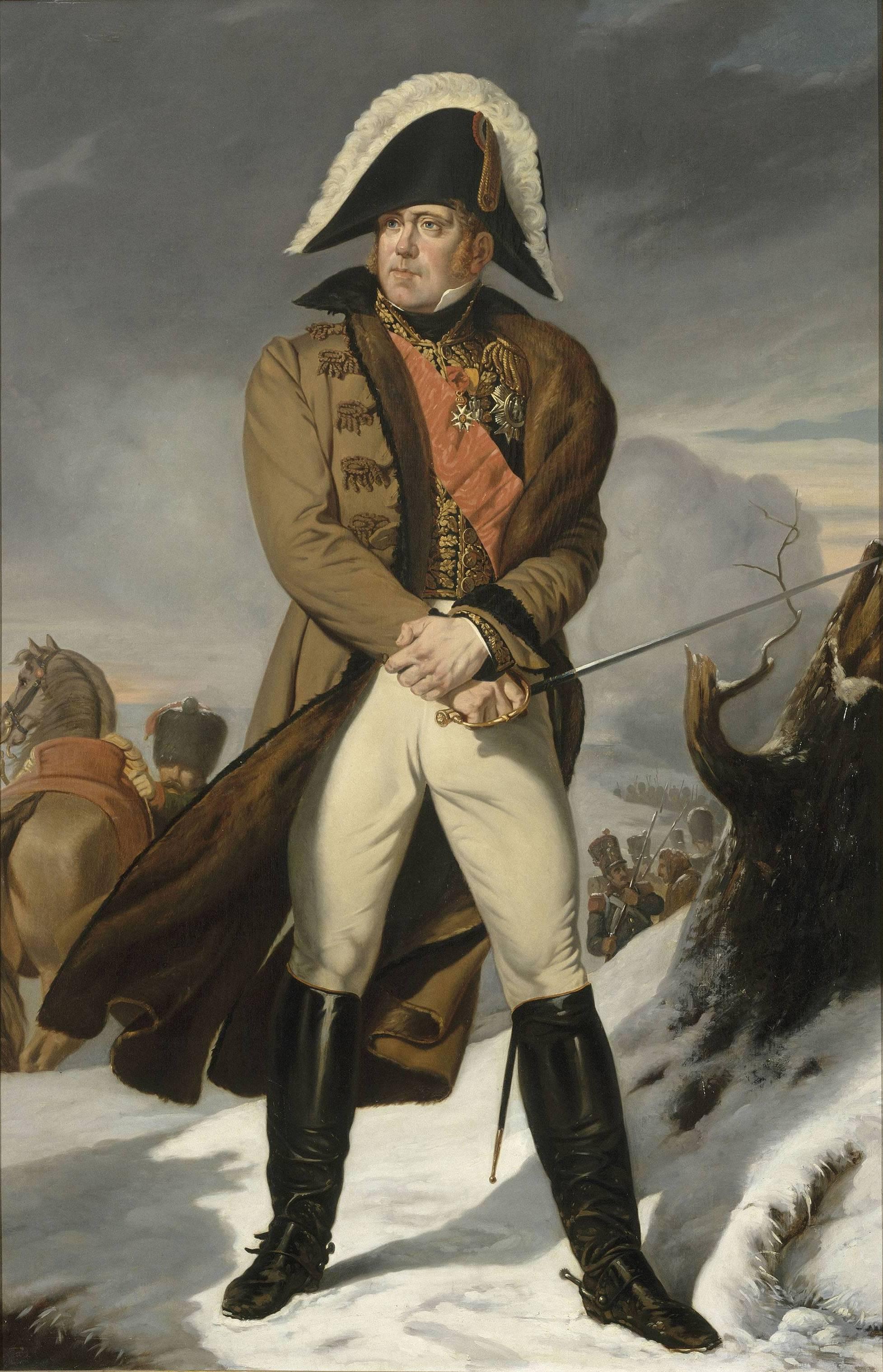 File:Bataille - Michel Ney, duc d'Elchingen, prince de La Moskowa, Maréchal de France (1769-1815).jpg