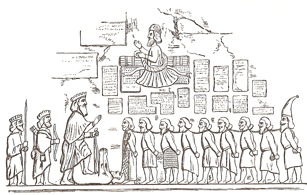 A report on the life and reign of darius i