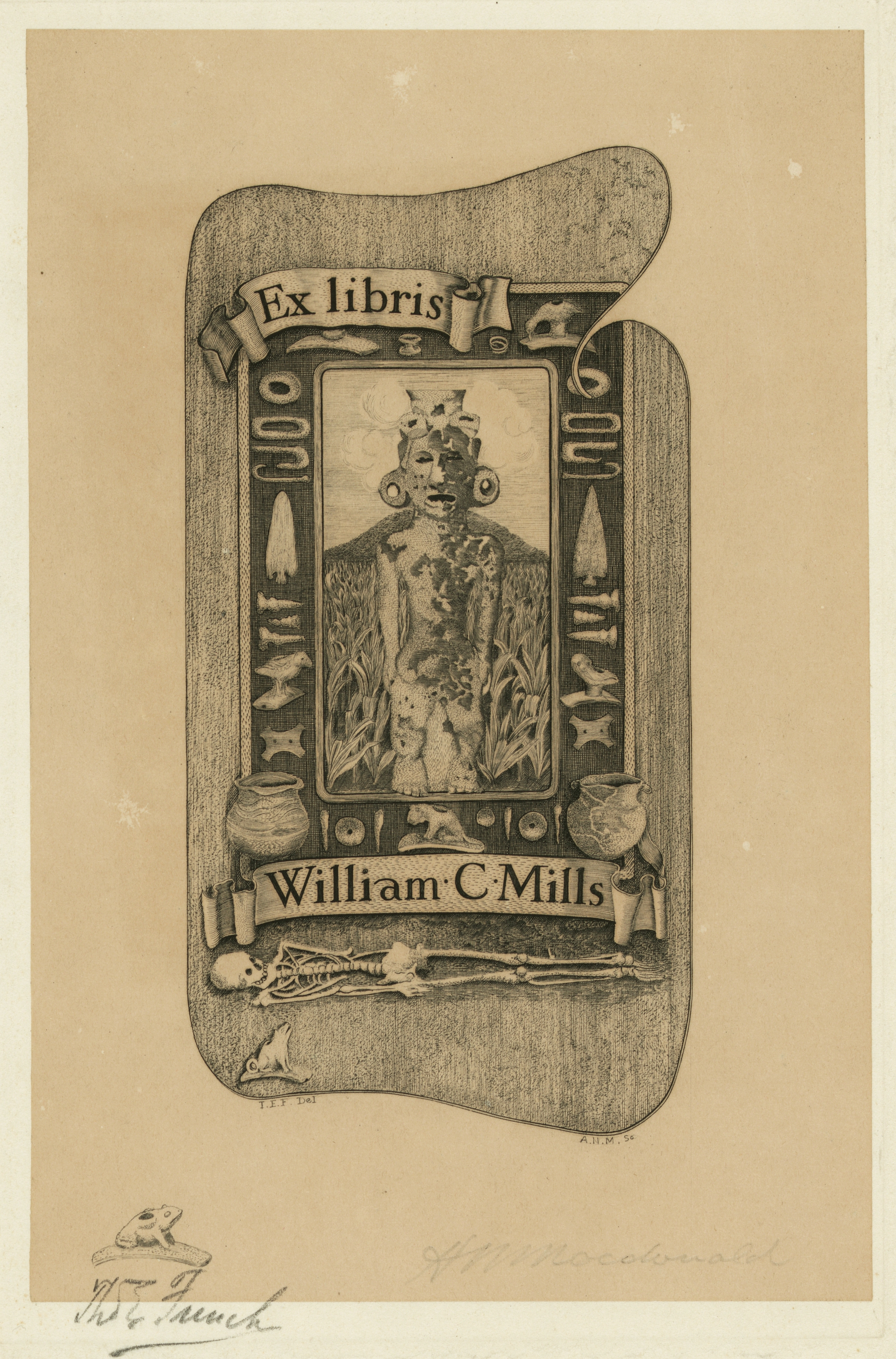 William Corless Mills