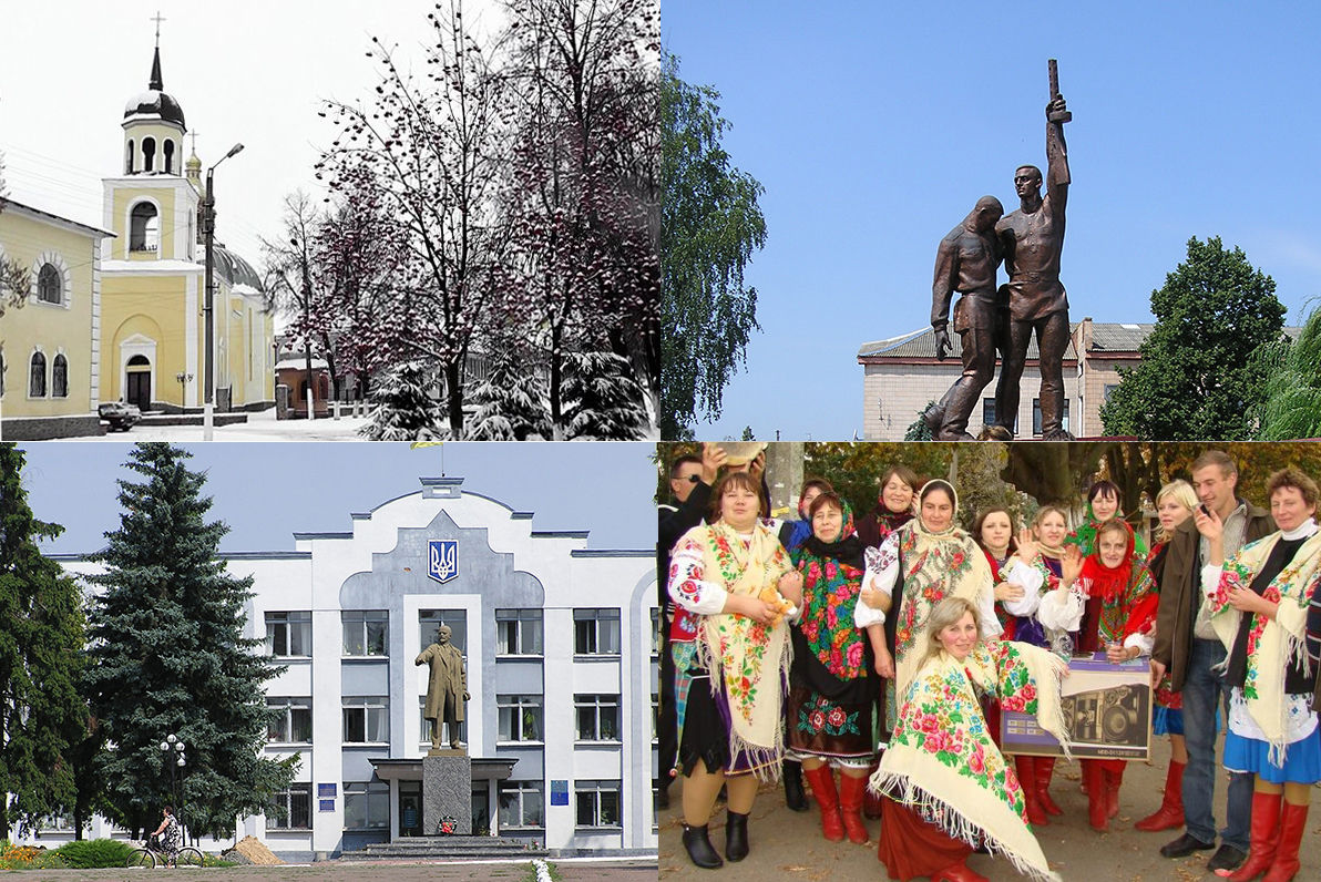 Borzna: a selection of sites