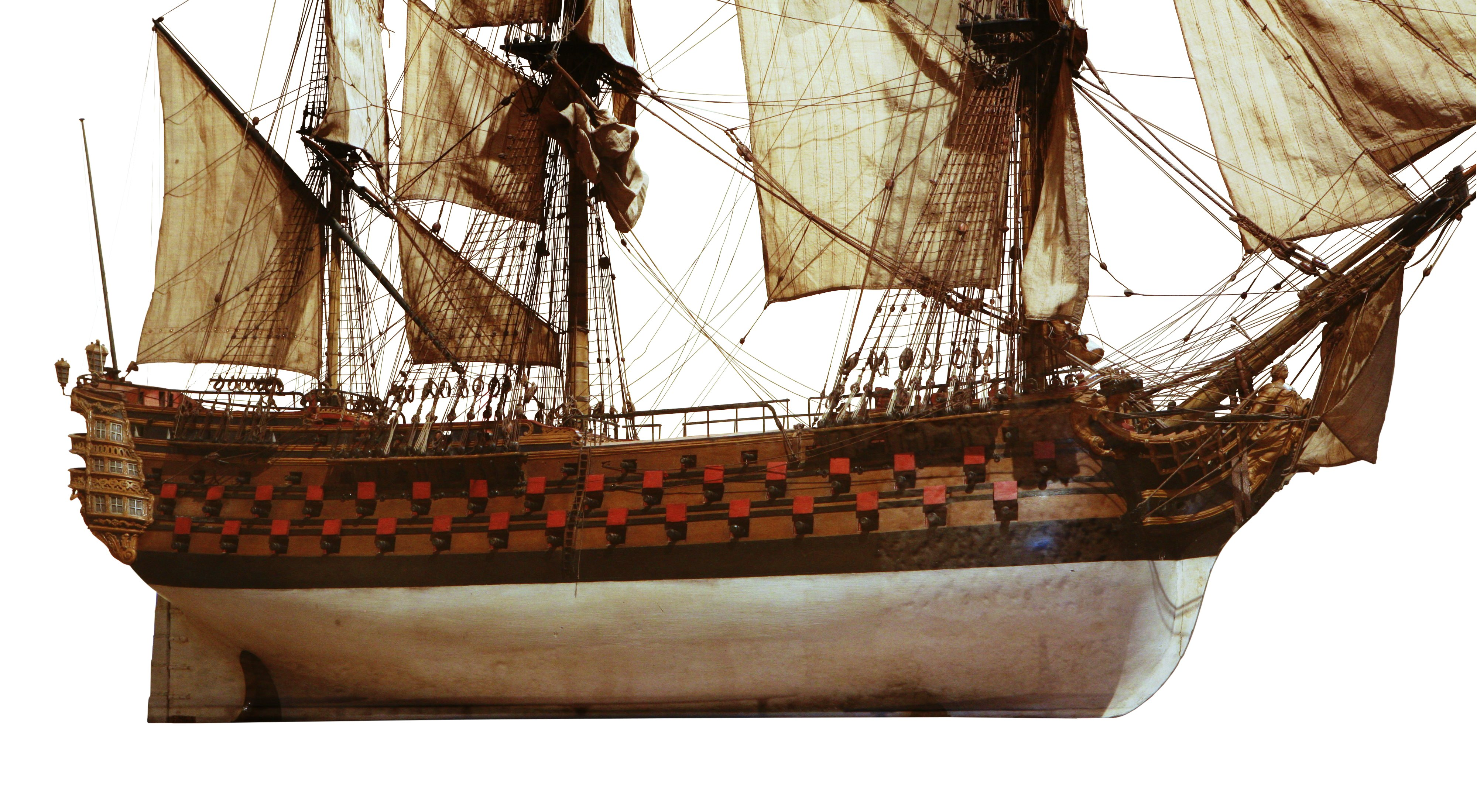 French Ship Bretagne 1766 Wikipedia