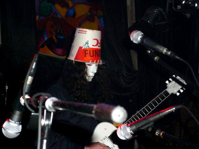 Buckethead Photo