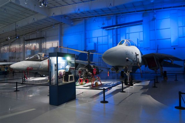 Carolinas Aviation Museum - Virtual Tour