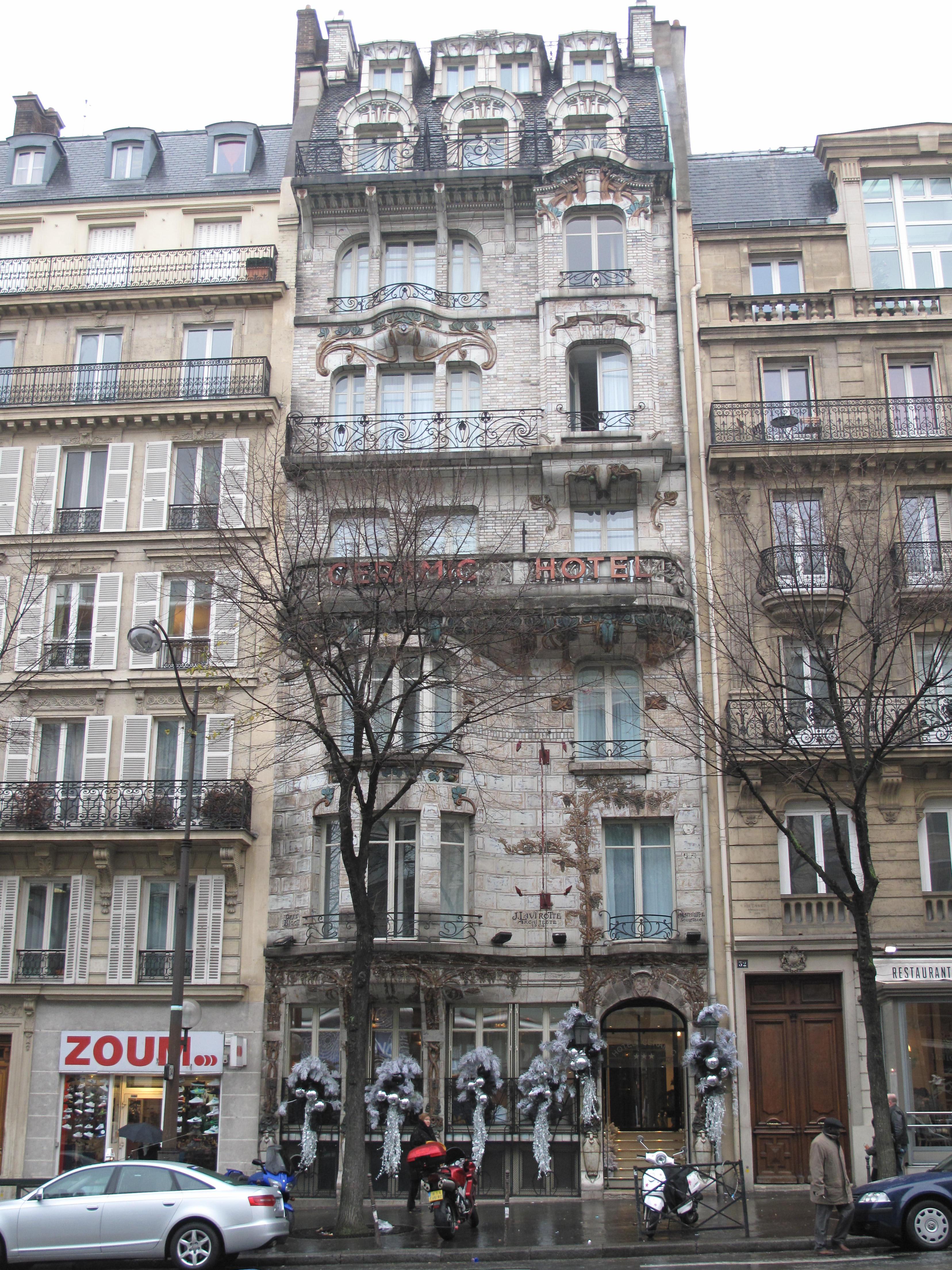 Hotel Jules Paris